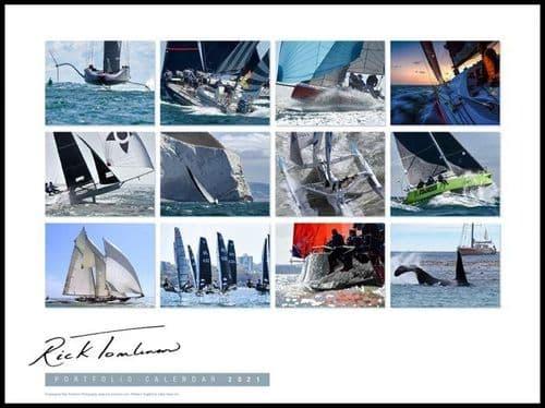 Rick Tomlinson Portfolio Calendar 2021